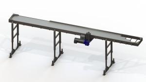Gathering Conveyor CSPLIT1615