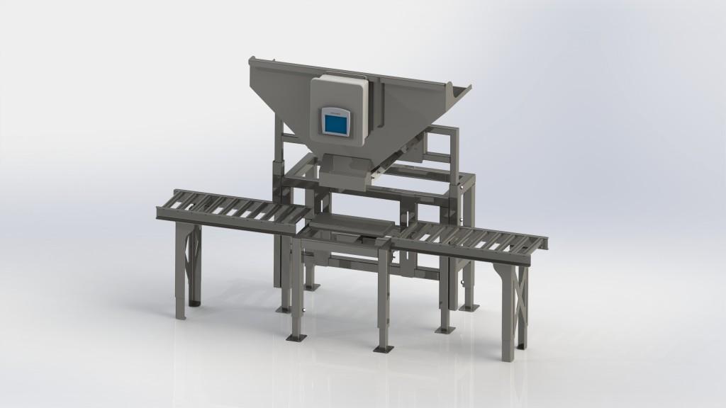 Manual Box Filler BFM1000