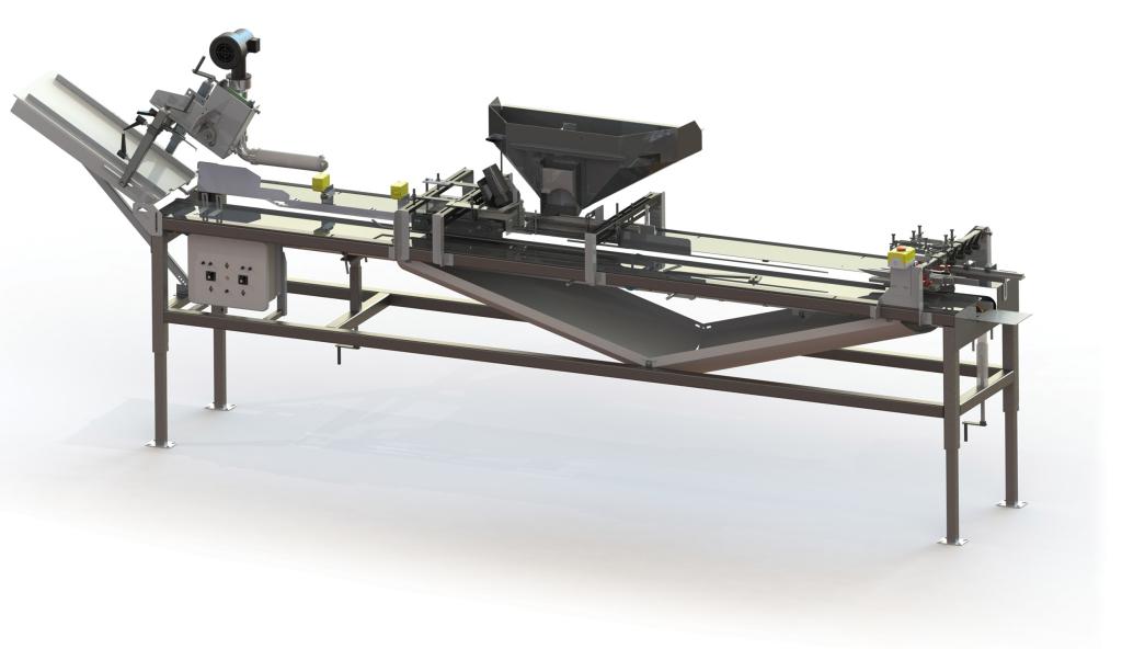 High Speed Packing Machine PMFL8500