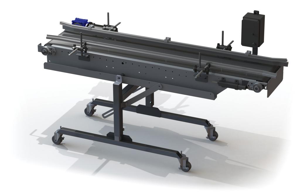 Transfer Conveyor CLABX125.5