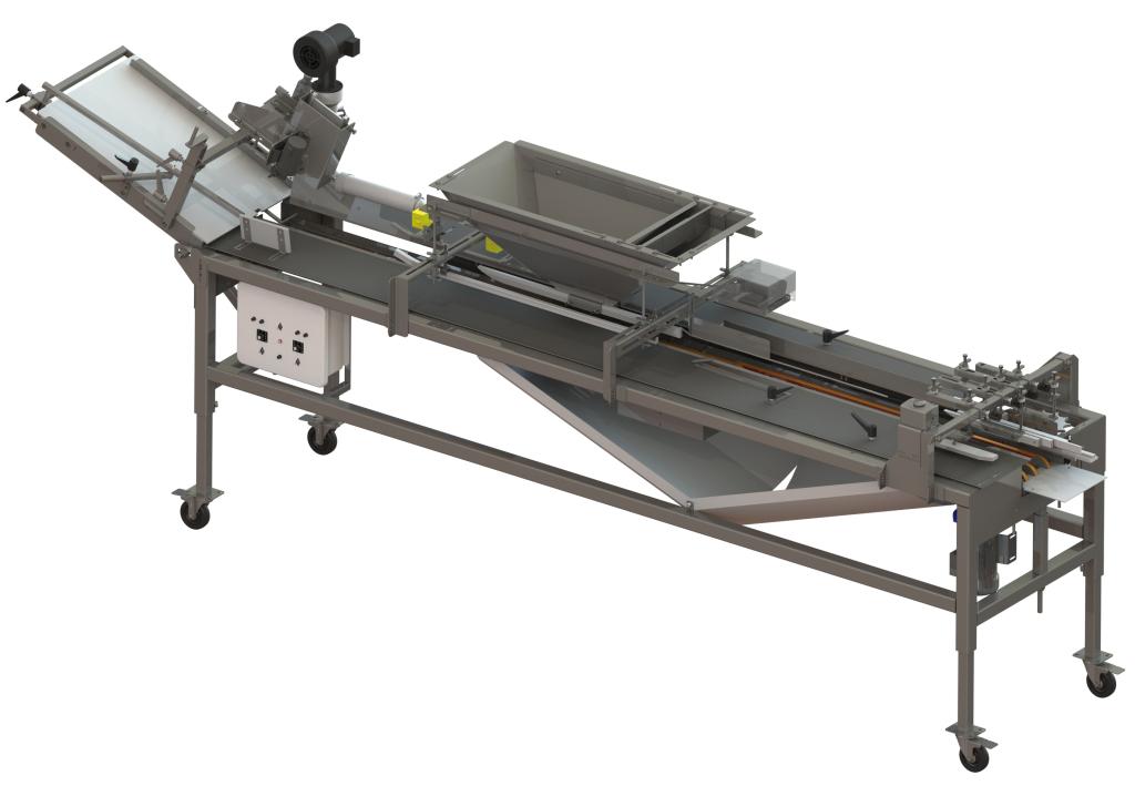 Universal Packing Machine PMCT6500