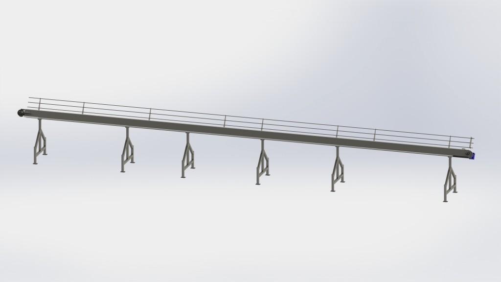 Lug Transfer Conveyor LTC0636