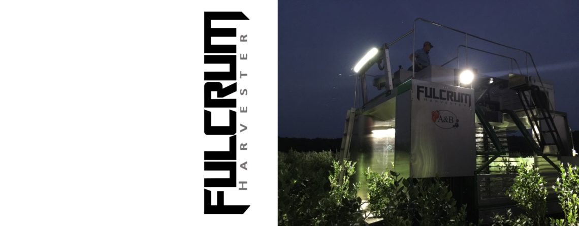 The Fulcrum Fresh Fruit Harvester