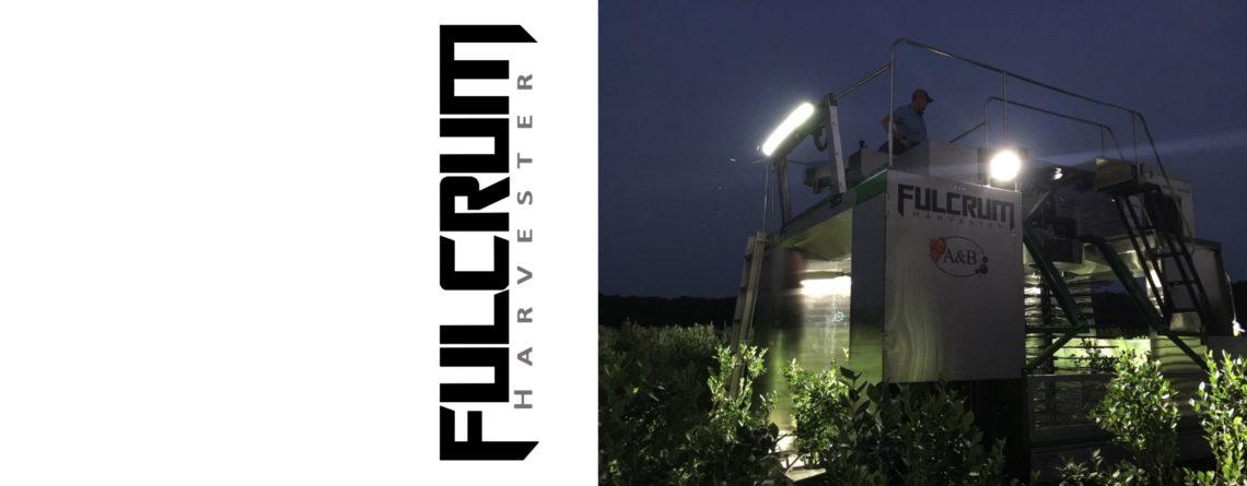 The Fulcrum Fresh Fruit Harvester